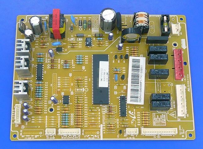 Vezérlőpanel W8-DA4100698M -