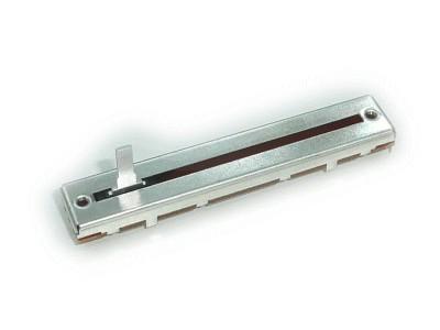 Toló potméter 100K Lin. tolópálya hossz: 72mm POT.T87/100KAF