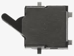 Detektor 1.5mm, mikrokapcsoló 4.1x4mm, 4p. SMD (nyova bekapcssol) SW10-ESE18R11D -