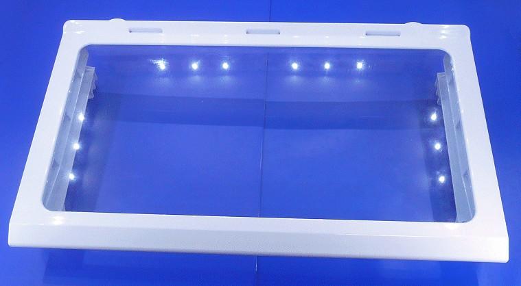Hűtő üvegpolc W8-DA6402863A -