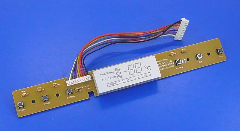 Kijelző W8-DA4100172A -