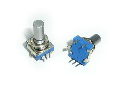 ENCODER 30 DET, 15PPR+SW Vert. EC11V11530L05ABT001