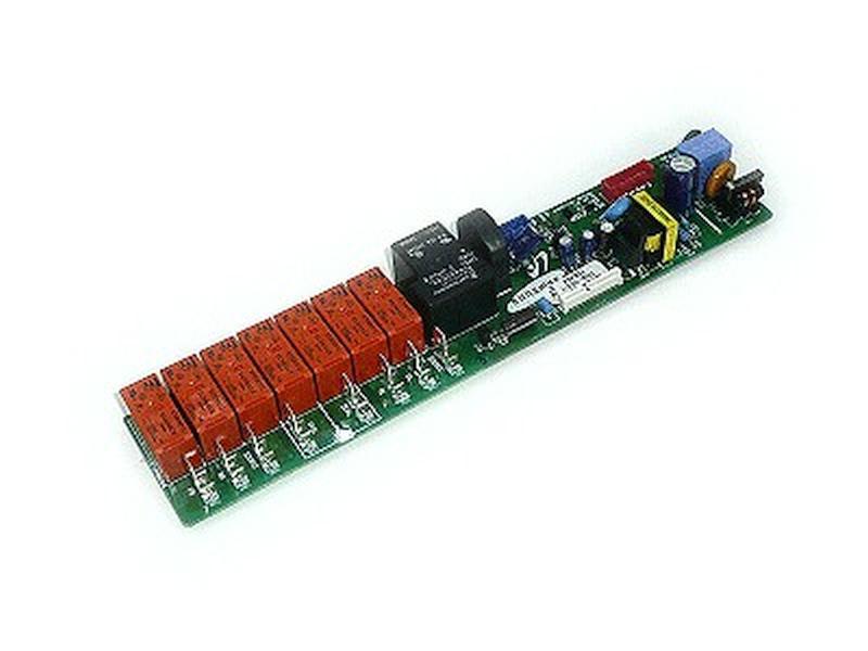 Főzőlap vezérlő elektronika W5-DE9202161E