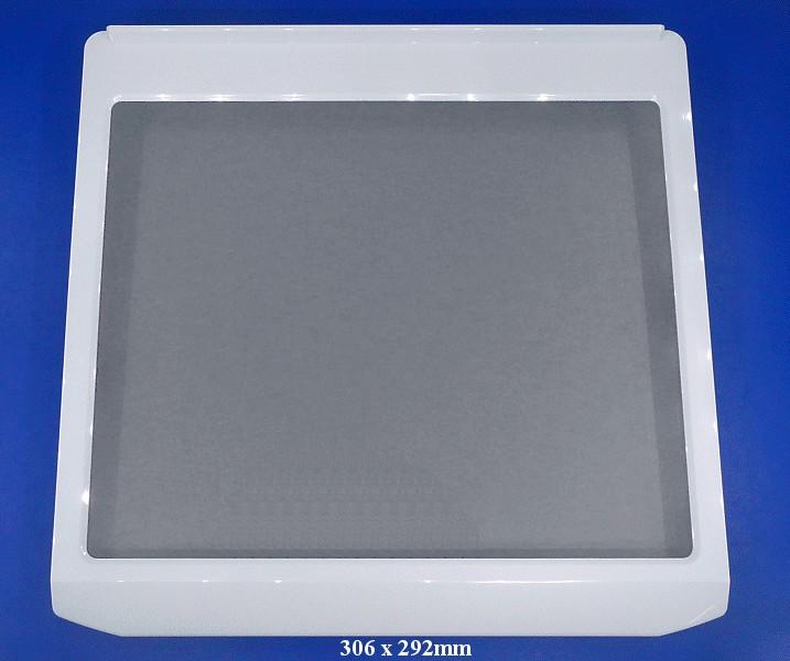 Fagyasztó felső üveg polc W8-DA9706012B -