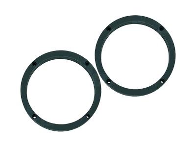 Beépítő gyűrű, 2 ISO FORD fekete CSAT-CAR300
