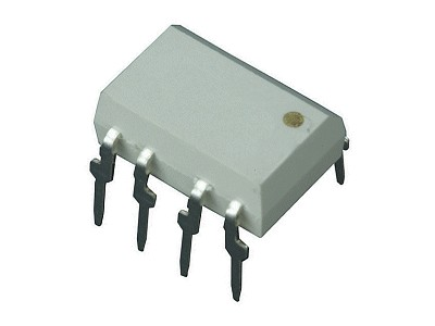 OPTO COUPLER TRANS-OUT DIP-8p. 6N136(F)