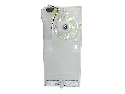 Hűtő ventilátoros hátfal egység W8-DA9706067E