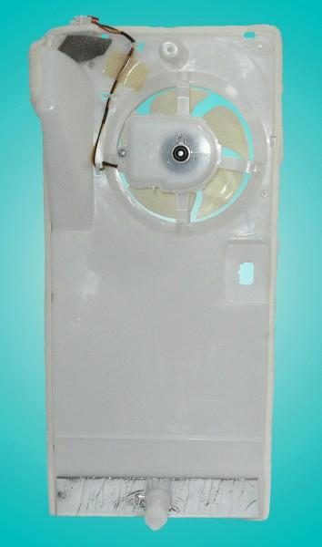 Hűtő ventilátoros hátfal egység W8-DA9706067E -