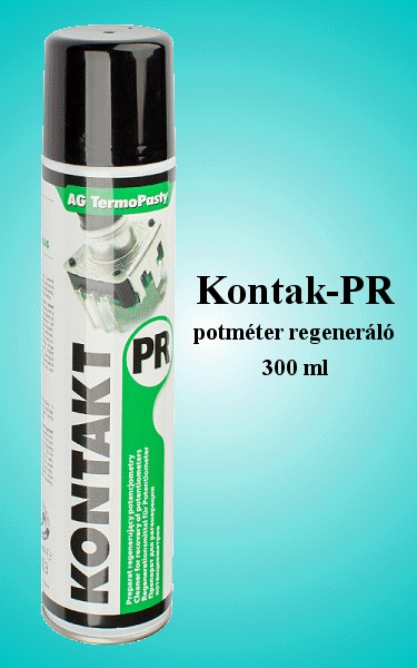 SPRAY: KONTAKT PR 300ml KONTAKT-PR/300 -