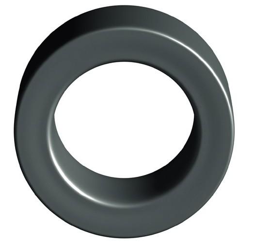 FERRIT Toroid gyűrű 2.5x1.5x1.0 mm F-R025X015X010N -