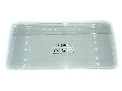 Hűtő zöldségtartó doboz eleje W8-DA6307378A