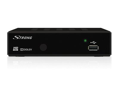 FTA beltéri egység DVB-T vételre, kijelzővel, PVR felvételi lehetőséggel //DVB-T/SRT8114