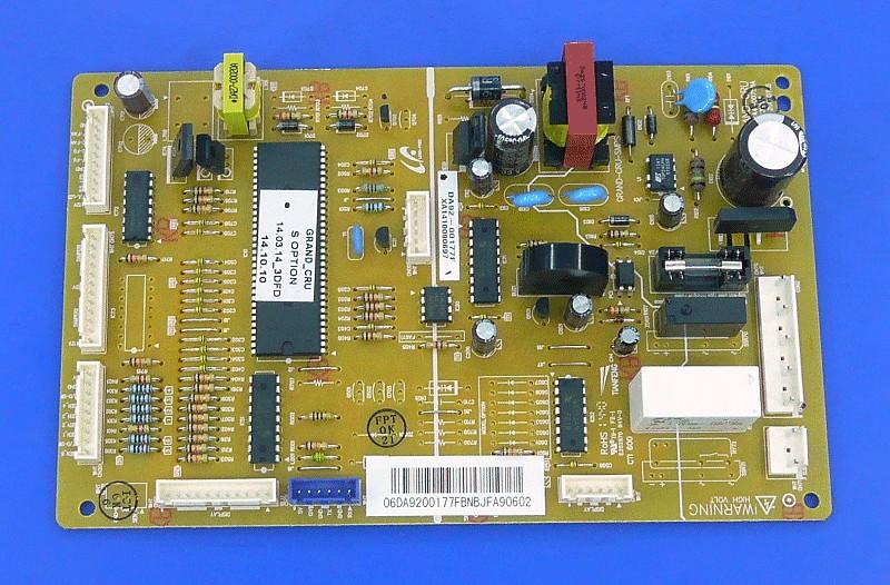 Vezérlőpanel W8-DA9200177F -
