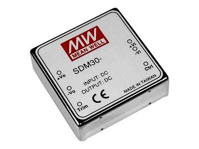 SMPS tápegység 36...72V 25W +5VDC 5A P.SUP.SDM3048S5