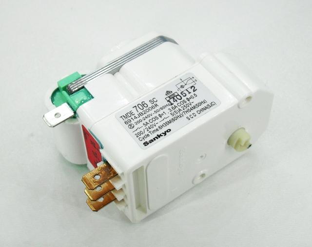 Hűtő jégtelenítő időzítő elektronika W8-6914JB2006R