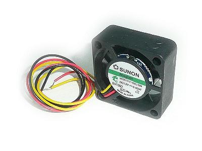 12V ventilátor 25x25x10 MC25101V1-G99 CY 2510/12V1G99