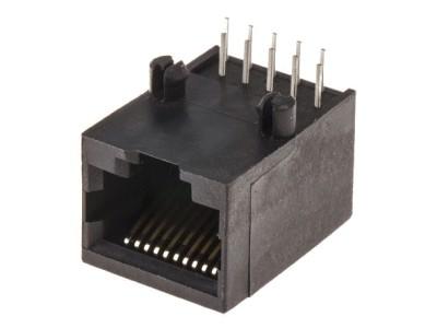 Telefon aljzat 10/10 (RJ50) műanyag CSAT-T015