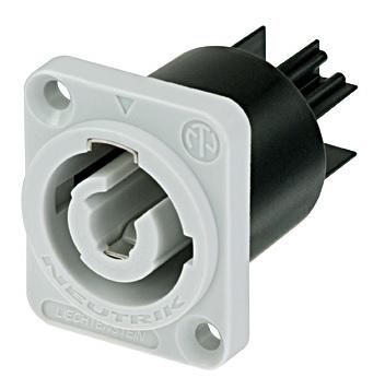 AC csatlakozó 3p. Powercon NTR-NAC3MPB1