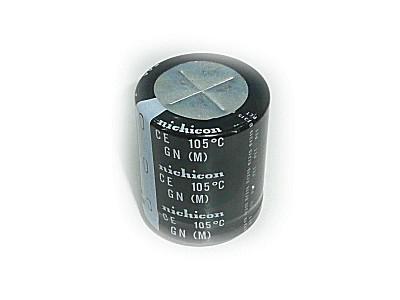 ELKO 560uF 400V 105°C 35x40 Snap-in 560/400P 35X40