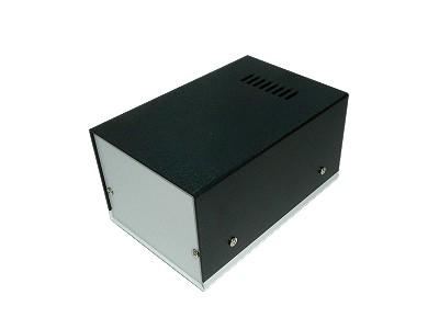 Alumínium műszerdoboz 100x150x80mm BOX M100/150/80