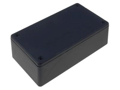 Project Box 121x66x37mm IP54 BOX HM1591XXCSBK