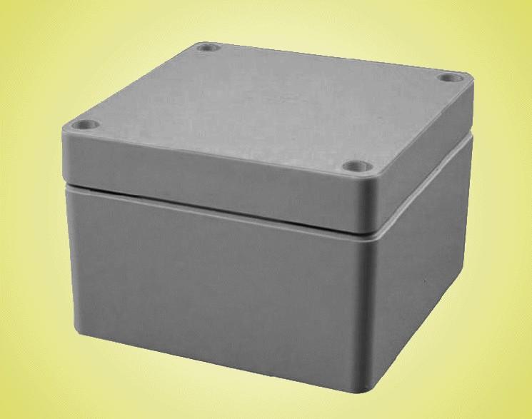 Project Box 160x160x90mm IP54 BOX HM1554SGY -