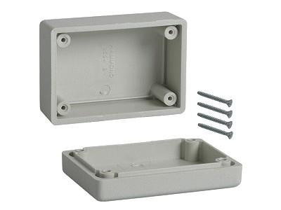 Project Box 81x56x40mm IP54 BOX HM1594BSGY