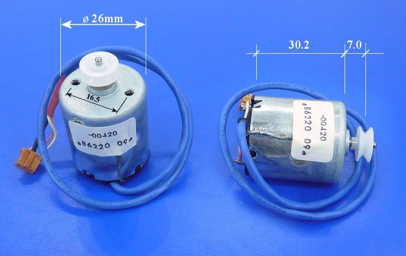 Motor SANYO 4-5254-00240 MOT 013 -