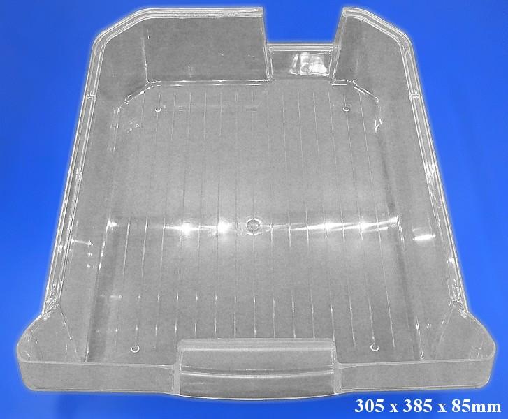 Hűtő-felvágott tartó fiók 375x280x65mm W8-DA6304806A -