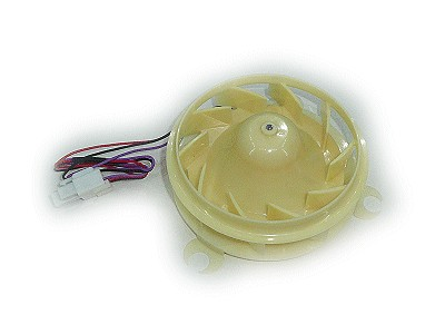 Ventilátor motor 13VDC 215mA 2,80W W8-EAU36179301