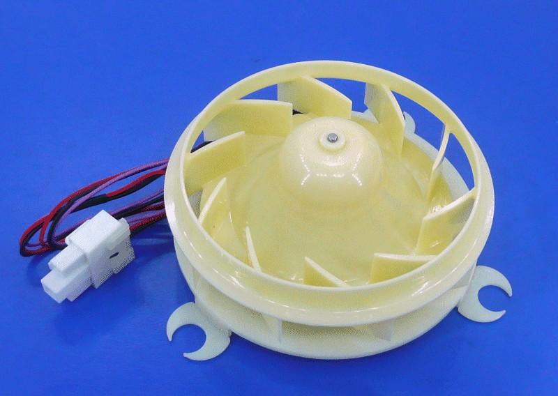 Ventilátor motor 13VDC 215mA 2,80W W8-EAU36179301 -