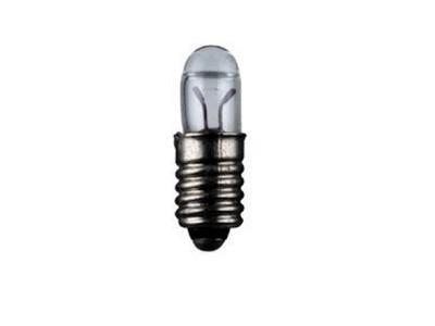 Izzó 2.2V 250mA 0.55W E05 Lencsés LAMP2.2V/250/E05