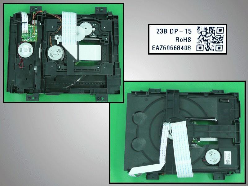 CD/DVD LASER LG EAZ60668408 PC-UP555 -