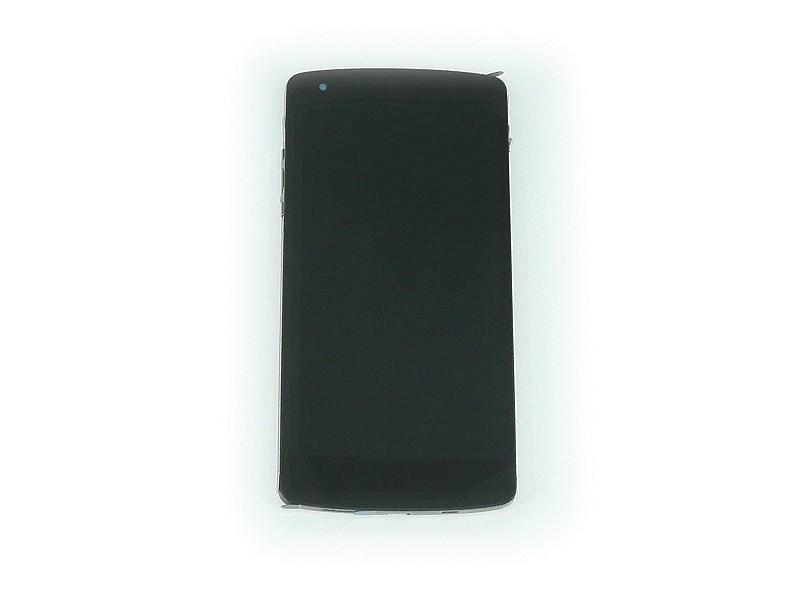 LCD kijelző LG Nexus 5 D821 Fekete GSM-ACQ86661402