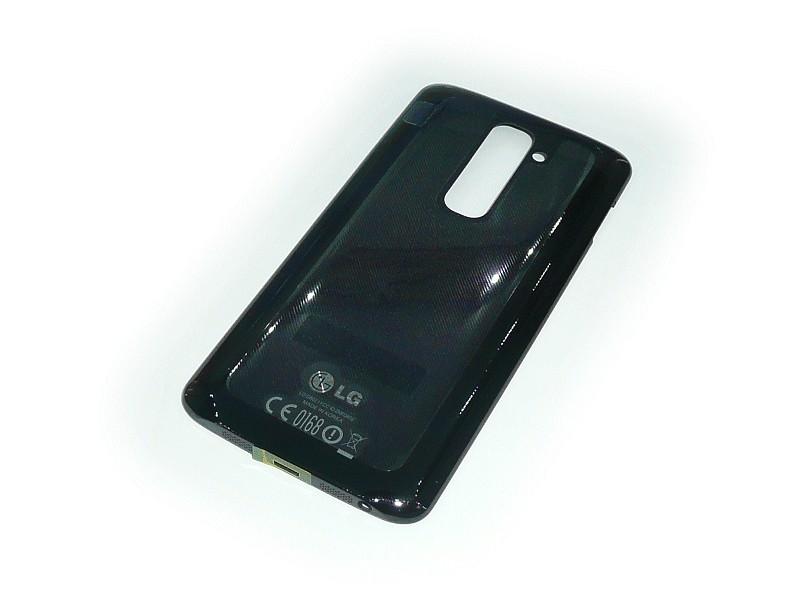 LG G2 D802 Hátlap Fekete GSM-ACQ86750901