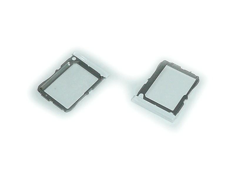 LG G2 D802 Fehér Sim kártya foglalat szerelvény GSM-ABN73938502