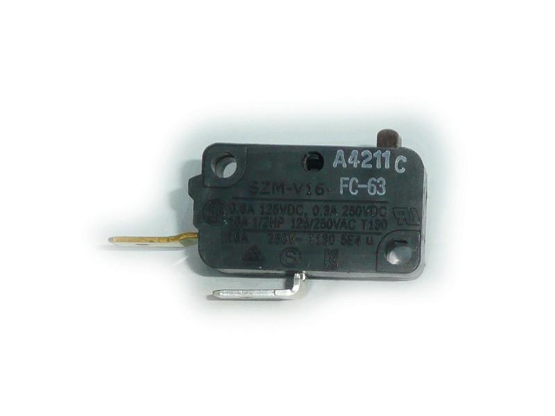 Kapcsoló 16A 250V W9-DD8101223A