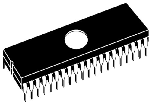 C-UV-EPROM 256Kx16 100nS 40p. 27C4002-100