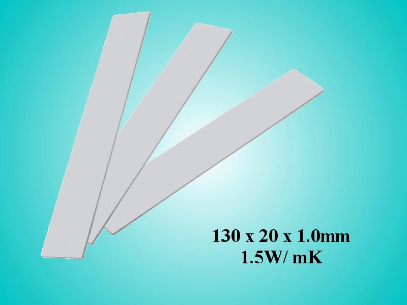 Öntapadós hővezető szalag 20x130x1,0 1,5 W/mK WPG 15-20x130 -