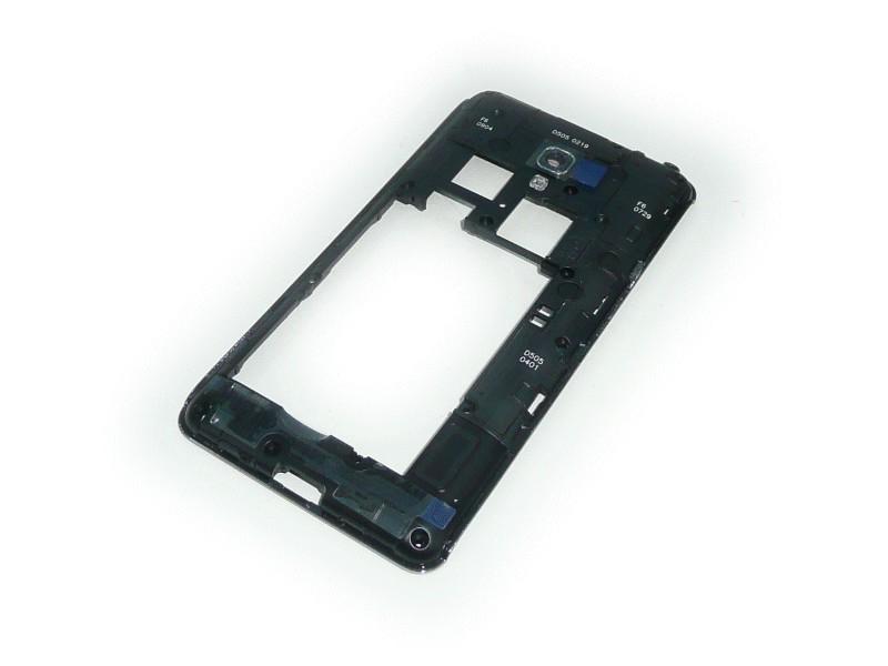 LG D505 OPTIMUS F6 Középsö lap kamera lencsével GSM-ACQ86888801