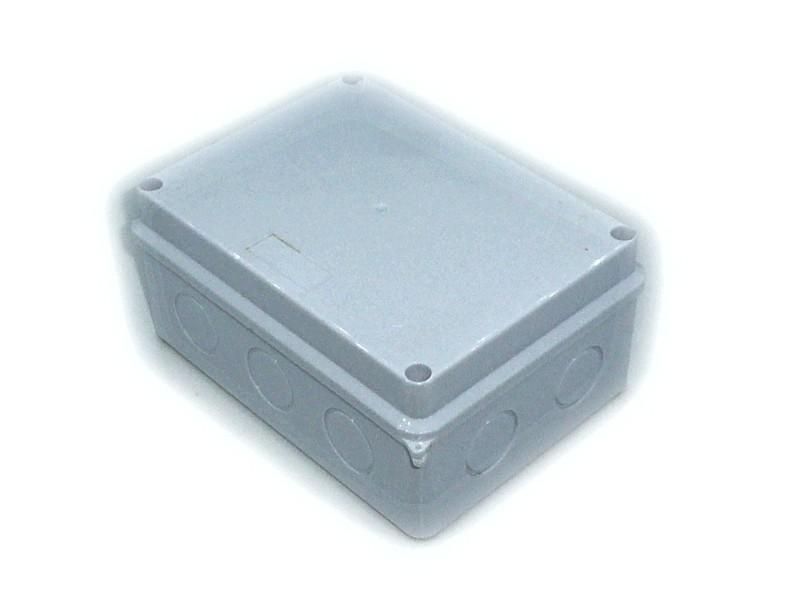 Project Box 150x110x70mm IP56 szürke BOX MED15117