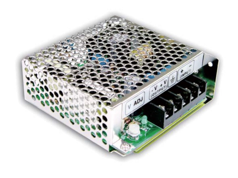 SMPS tápegység 36...72VDC 25W +5VDC 5A P.SUP.SD25C05