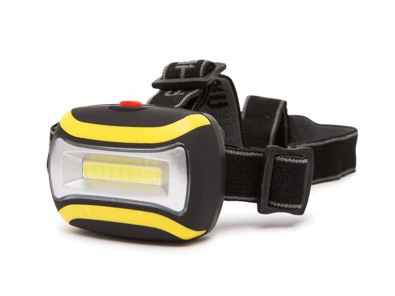 COB LED-es fejlámpa (3xAAA) LAMP 0021/06