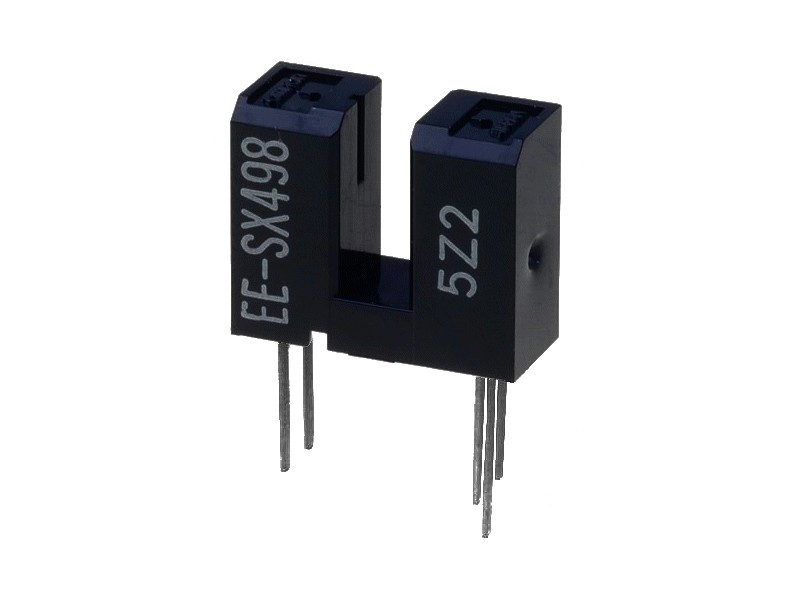 Fotoelektromos érzékelő EE-SX498