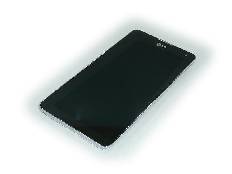 LCD kijelző LG MAXIMO/OPTIMUS G Fehér GSM-ACQ86366902
