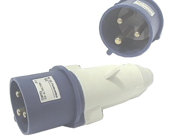 Dfh-322k06m 2P+F lengő dugó V-58124