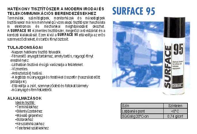 SURFACE 95 SPRAY 200ml 95/200
