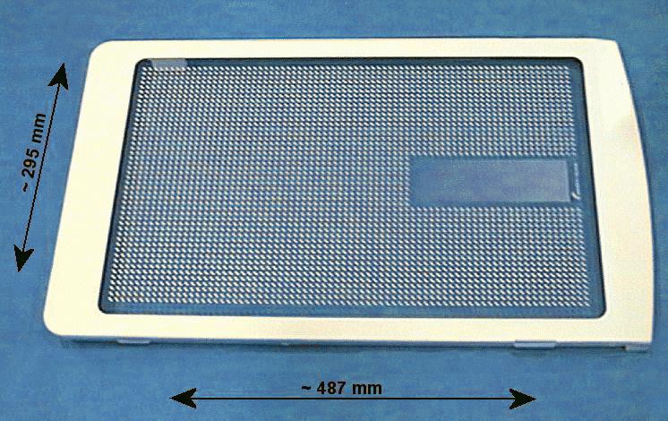 Hütő üvegablak W8-DA6700452B
