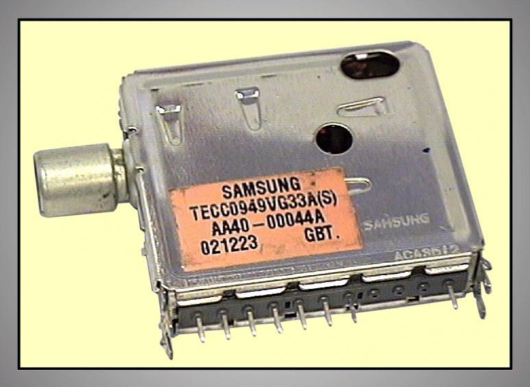 TV TUNER TECC0949VG33A(S)Hyper TUNER 004-S39