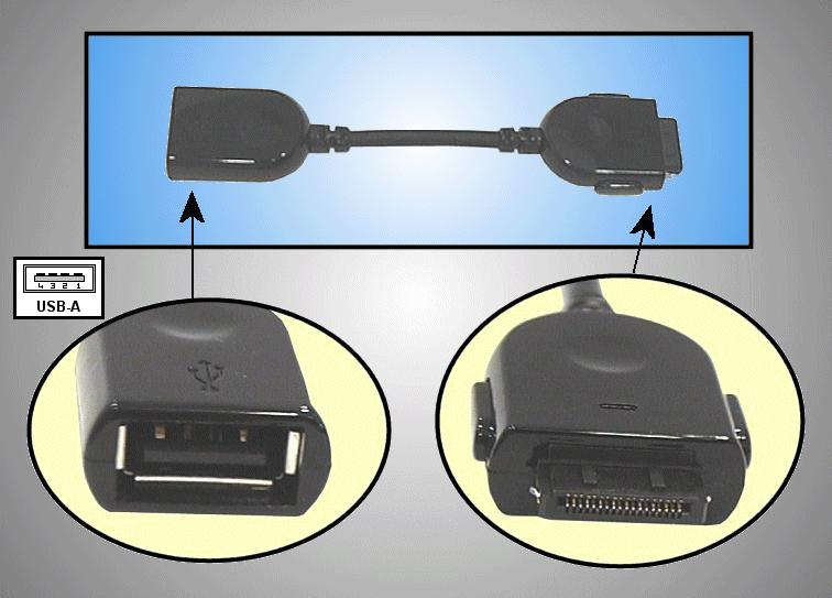 CBF kábel FORM USB YHJ70 49291 CABLE-091